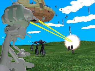 Invid Invasion 05 by X1Commander