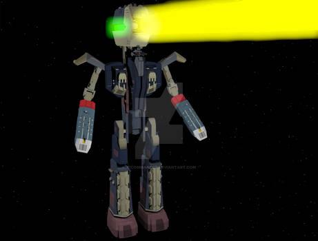 Ark Angel Battle Mode Firing