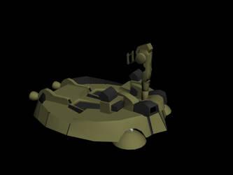 Bioroid Skysled 01