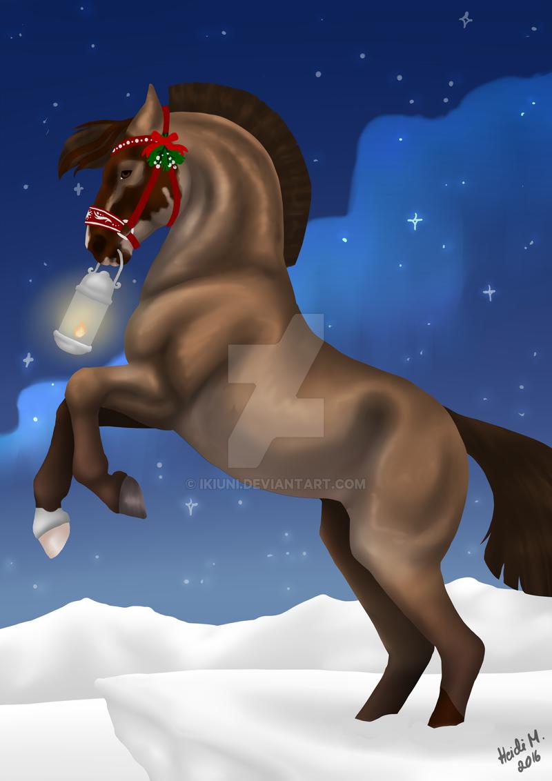 Silent Night [Nordanner Secret Santa] by Ikiuni