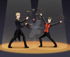 OneMoreArtChallenge2020 - 22: Haikyuu's Got Talent
