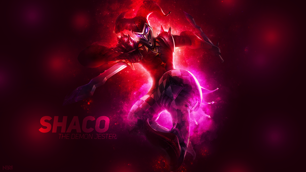 Shaco the demon jester wallpaper 1920x1080 by aliceemad on shaco the demon jester wallpaper 1920x1080 by aliceemad voltagebd Gallery