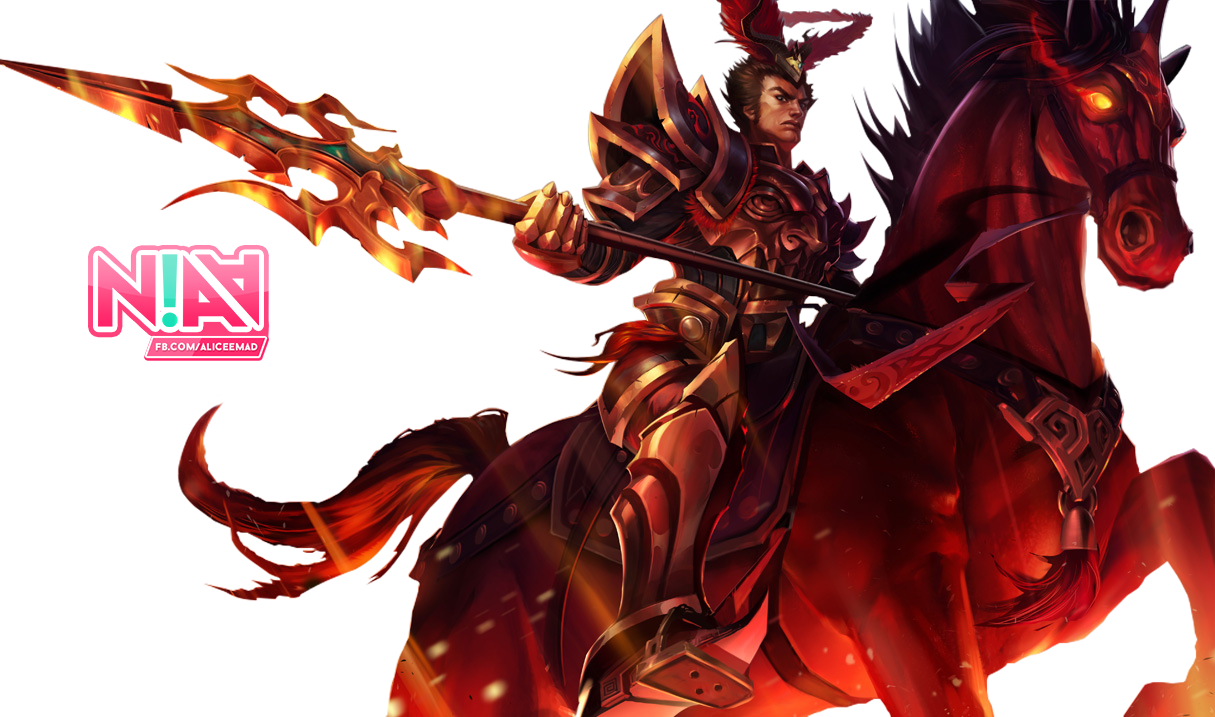 Warring Kingdoms Jarvan IV Render by AliceeMad on DeviantArt