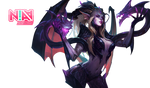 Dragon Sorceress Zyra Render - League of Legends