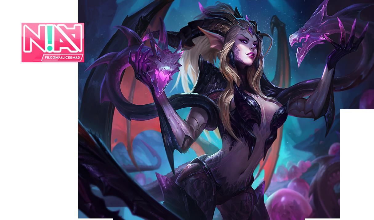 Dragon Sorceress Zyra ...