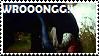 Toothless WROOONGGG Stamp by adiyasa