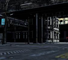 Urban Future 8 by ThorneArtStudio