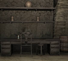 Cavernfantasy2light by ThorneArtStudio