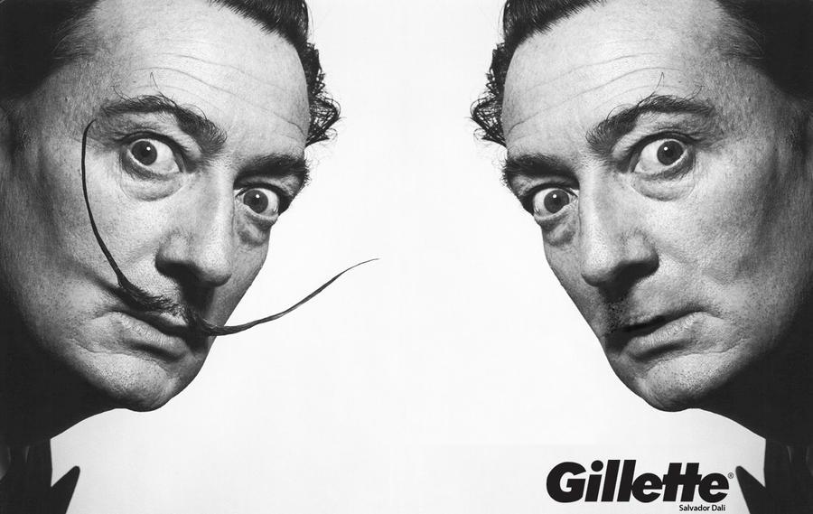 Mock Gillette Advertisement by rafejgoldberg