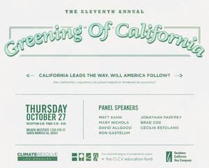 Greening Of California