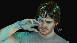 Hannibal - Will graham by l3earFat