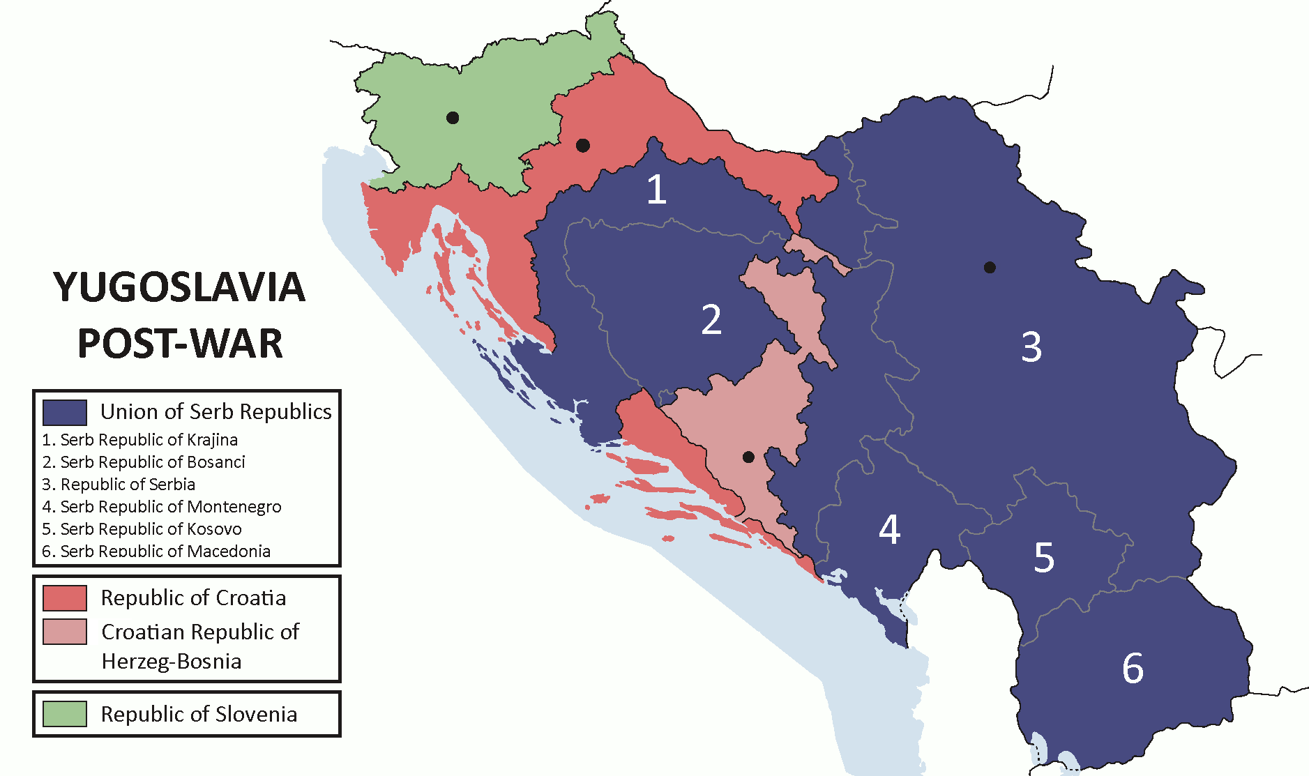 a history of war in yugoslavia Indeed, to understand the wars of yugoslavia 1991–1999 requires a  this  pioneering project digitized important documents in history, making.