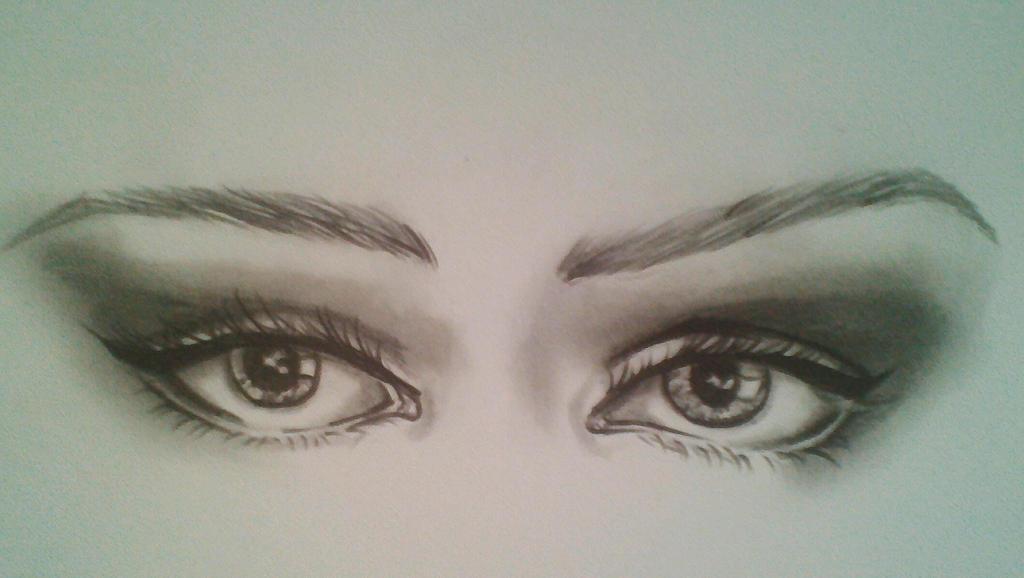 Eyes by AureliaRoux