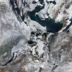 Ice Planet texture