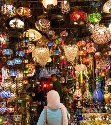 Grand Bazaar by heyheybuddy