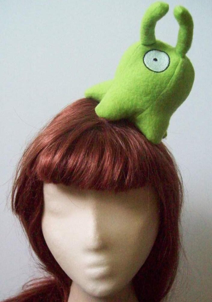 Wonderland Brain Slug by WonderlandCreations