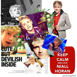 Niall Horan by CelticThunder113
