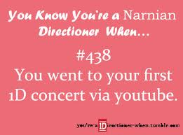 You Know You're A Directioner when #438 by CelticThunder113