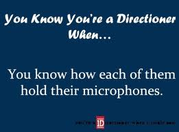 You Know You're A Directioner by CelticThunder113