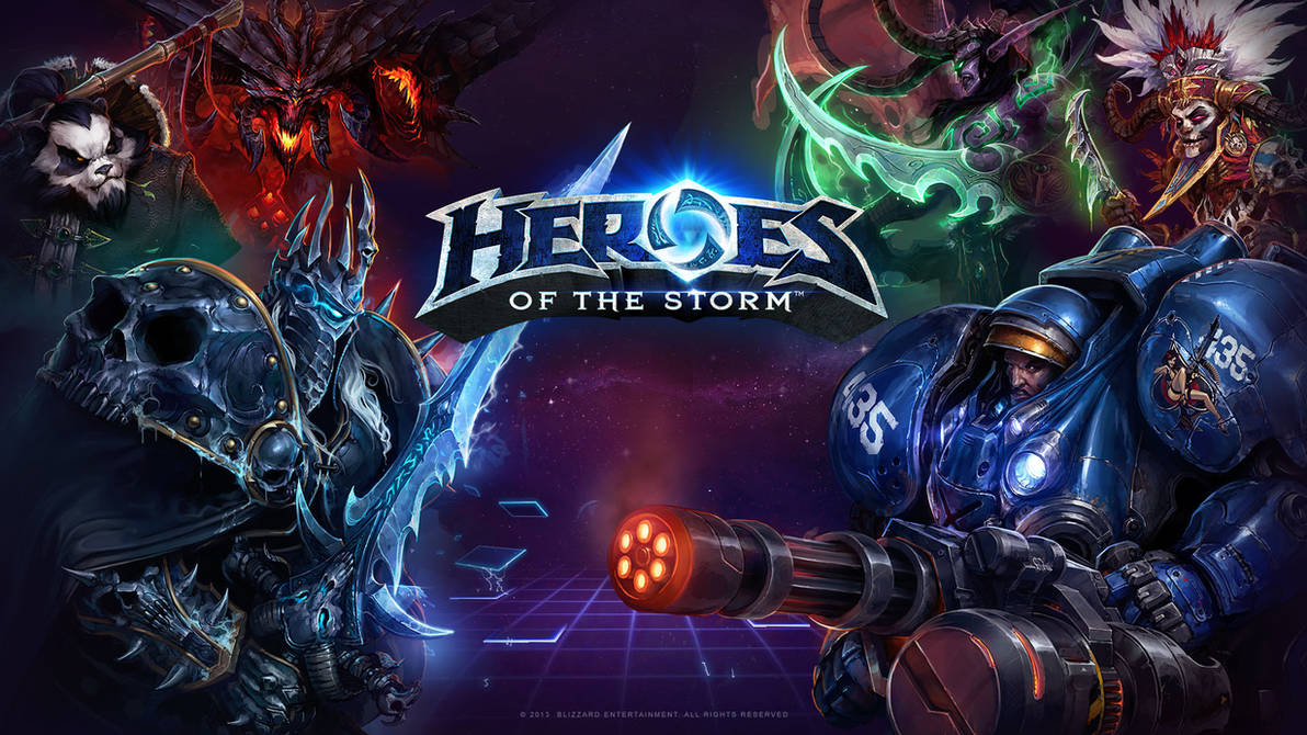 Heroes of the Storm Pack