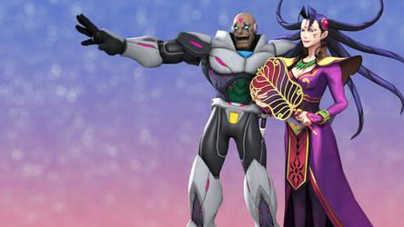 Capcom Villains by 8Yaron8