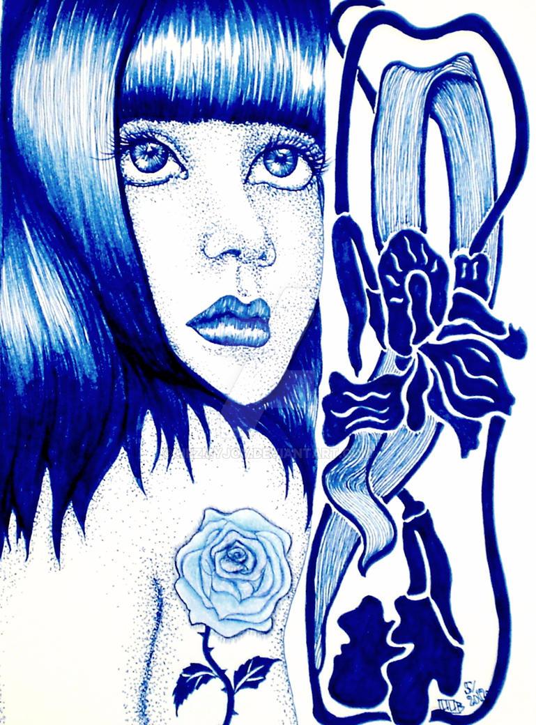 Violet by hezmyjoy