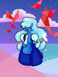 I'm here by Eva-B-Blue