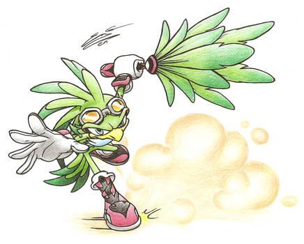 PWotM 1: Jet the Hawk