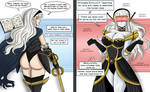 Fire Emblem: Robot Princess Rhajat - PolManning by Corivas