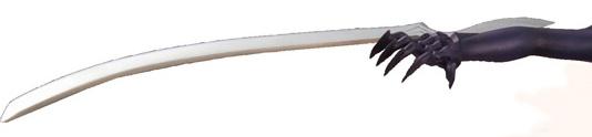 Venom's Weapon: Wrist Blade by cloudstrife100