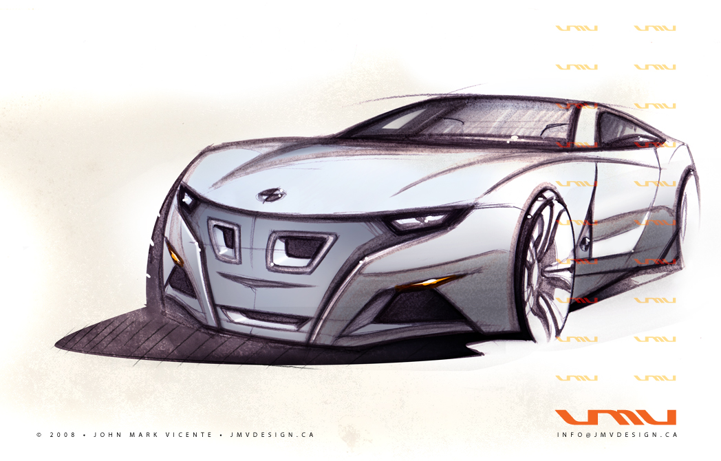 Bmw Z4 Coupe Sketch By Jmvdesign On Deviantart