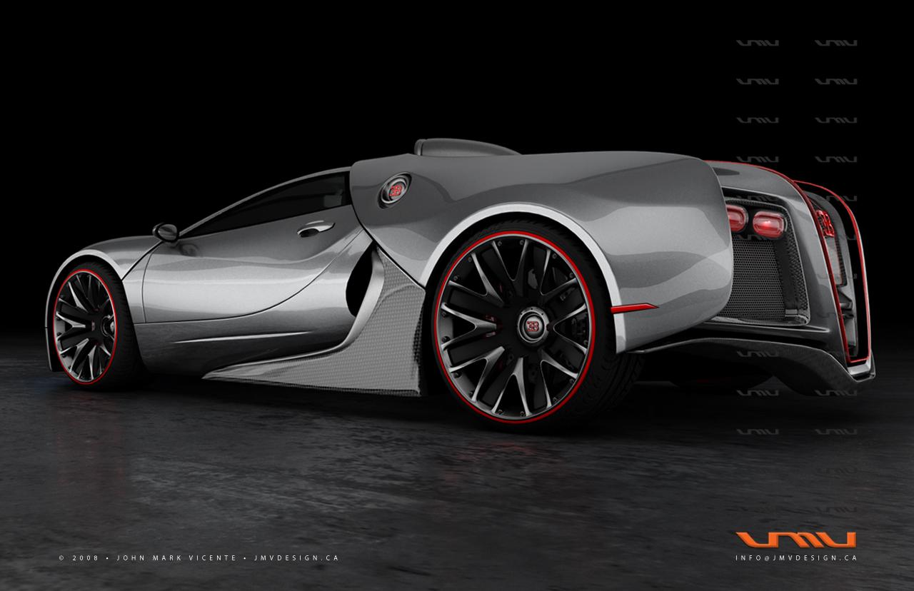 Bugatti Renaissance GT - 2 by jmvdesign on DeviantArt Bugatti Renaissance Concept
