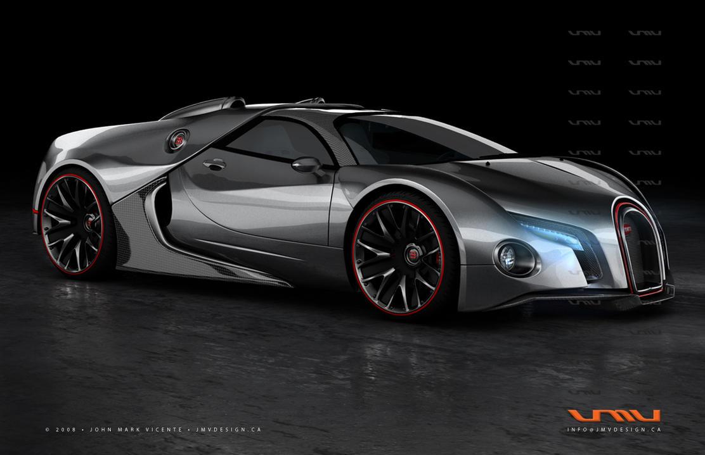 Bugatti Renaissance GT - 5 by jmvdesign