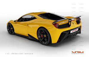 Ferrari 458 Italia GT - 5 by jmvdesign
