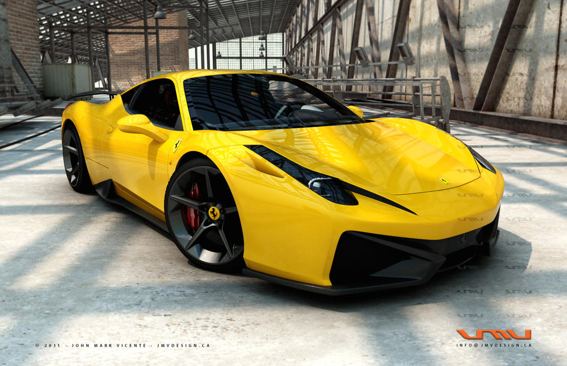 Ferrari 458 Italia GT - 11 by jmvdesign