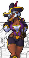 Violetta the bard color scheme tryout upd
