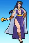 Forgotten heroine 1: Wiazrd from Dark Seal
