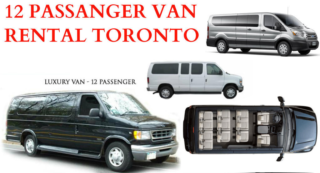 12 Passenger Van Rental Toronto By CarRentalBrampton