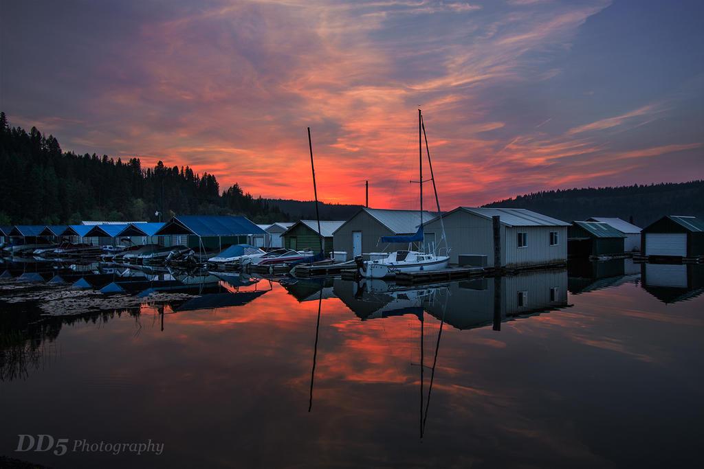 Goodnight, marina by DragonDriver5