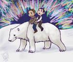 Eames And Arthur Do Alaska