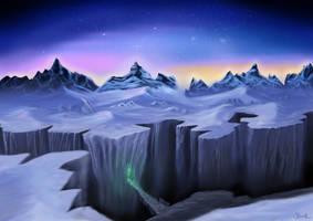 Winterwonderland by Scharle