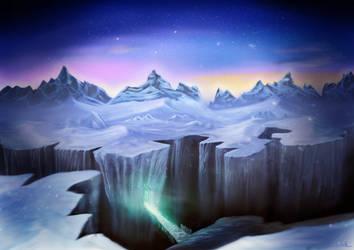Winterwonderland - Snowier Version by Scharle