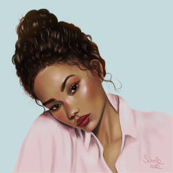 Portrait of Ashley Moore