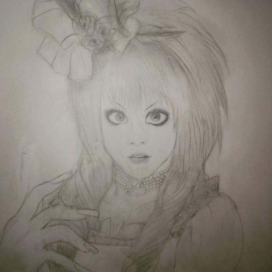 Princess Hizaki by xgurenxmatsumotoxx