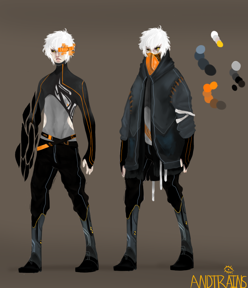 Vesper Concept by Andtrains