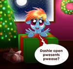Dashie's First Christmas
