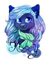 :CO: Kizzy Badge by RavenSunArt
