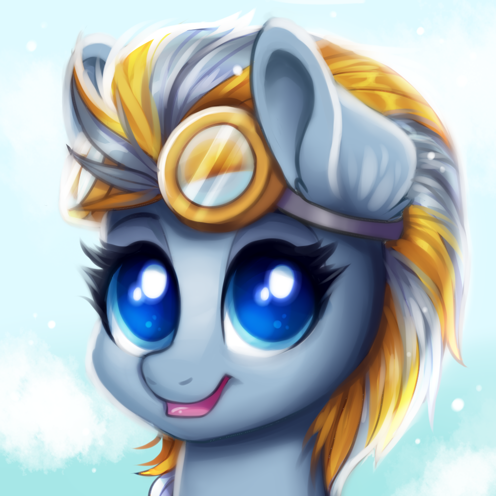 Ceri Painted Icon by RavenSunArt