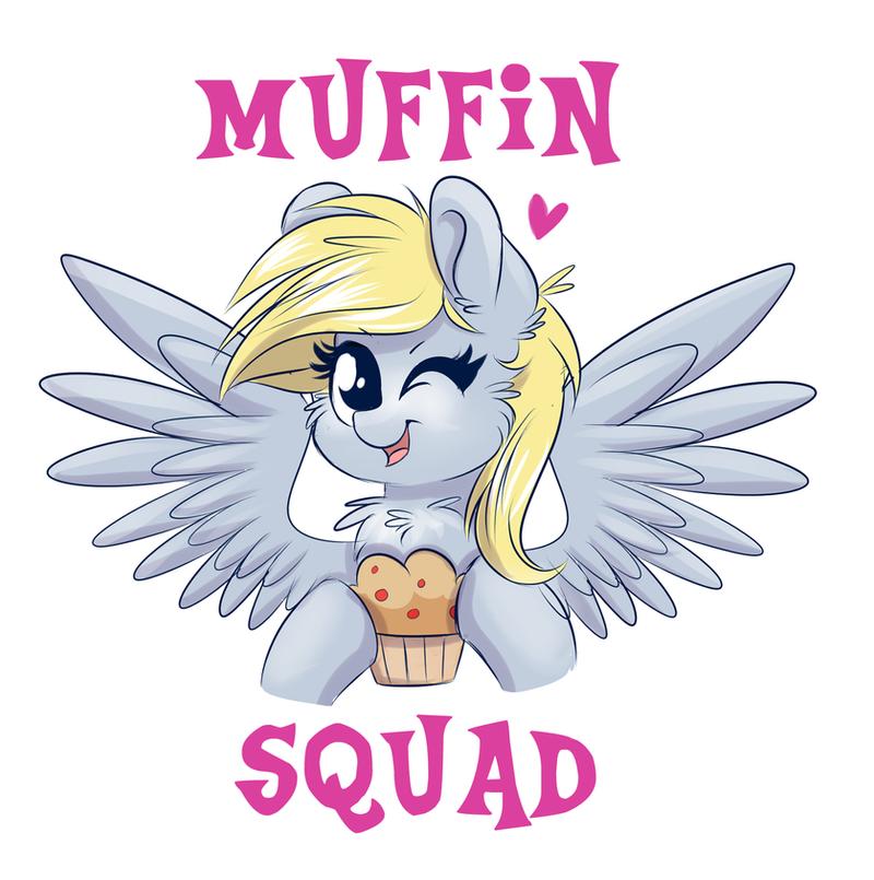 Muffin Squad by RavenSunArt