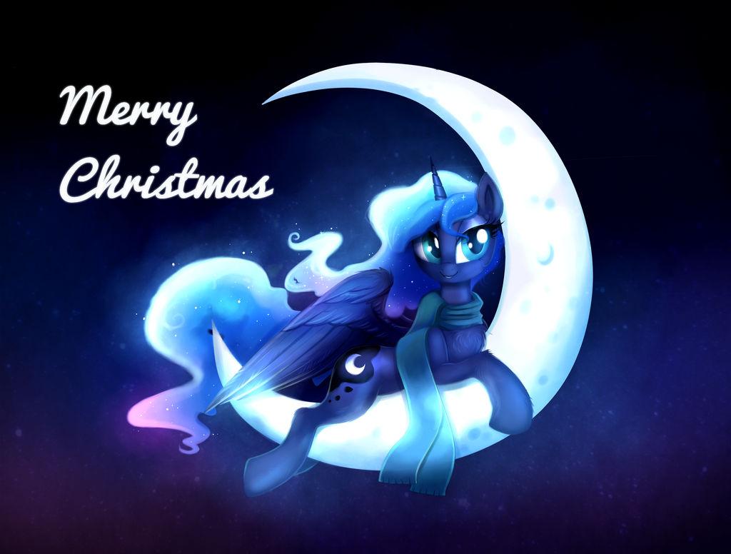 Merry Christmas Luna
